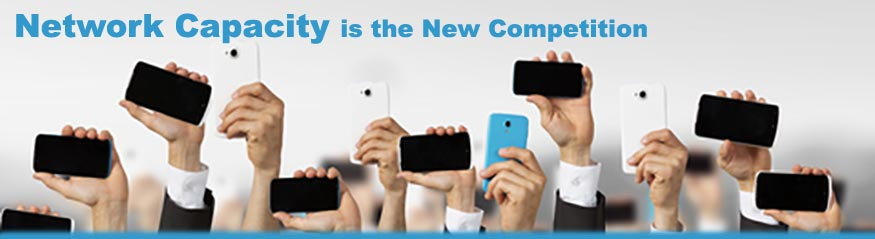 Network Capacity is the new Competition